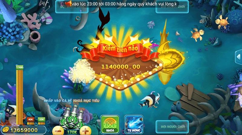 game Đại Náo Thiên cung tại CF68