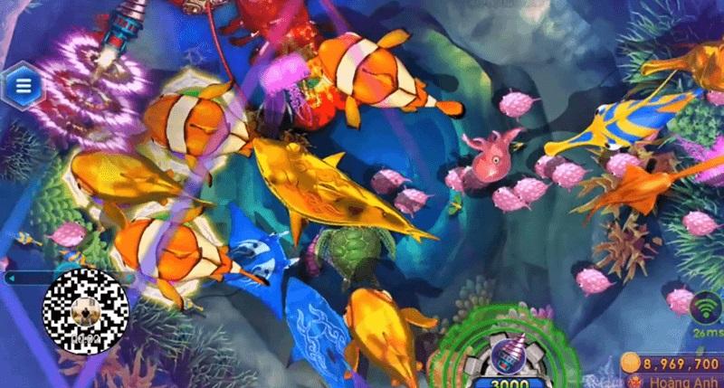 Game Hải Vương Bắn Cá CF68